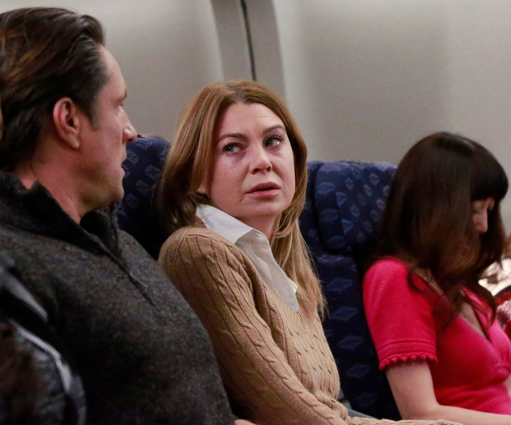 Greys Anatomy - Season 13 Episode 20: In the Air Tonight