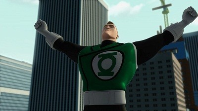 Green Lantern: The Animated Series - Season 1 Episode 15: Reboot