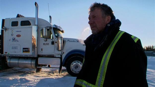 Ice Road Truckers - Season 8 Episode 08: Highway to Hell