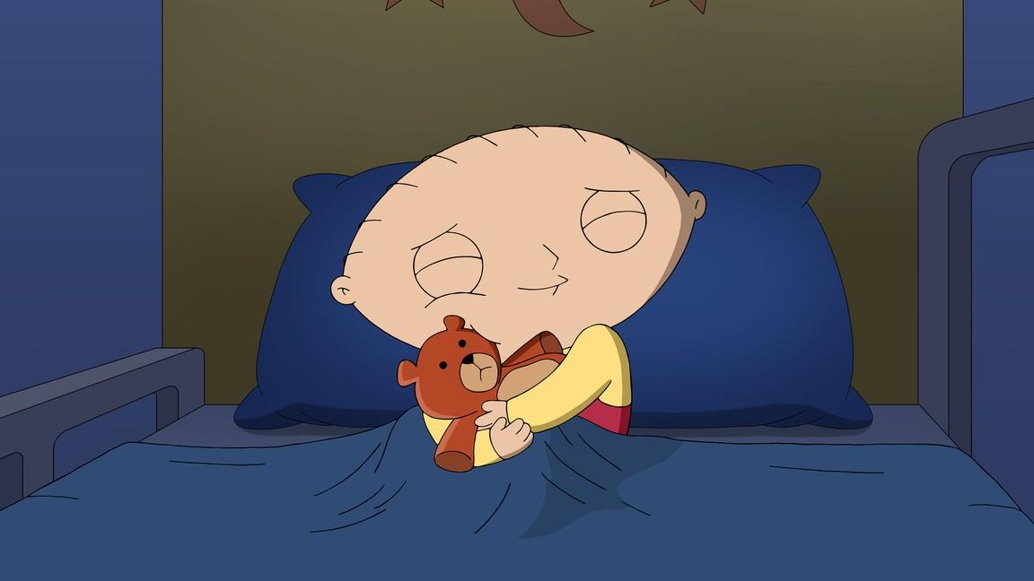 Family Guy - Season 16 Episode 11: Dog Bites Bear