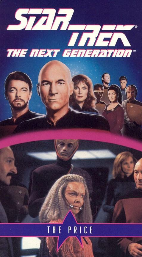 Star Trek: The Next Generation - Season 3 Episode 08: The Price