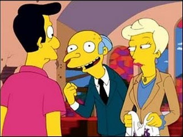 The Simpsons - Season 13 Episode 06: She of Little Faith