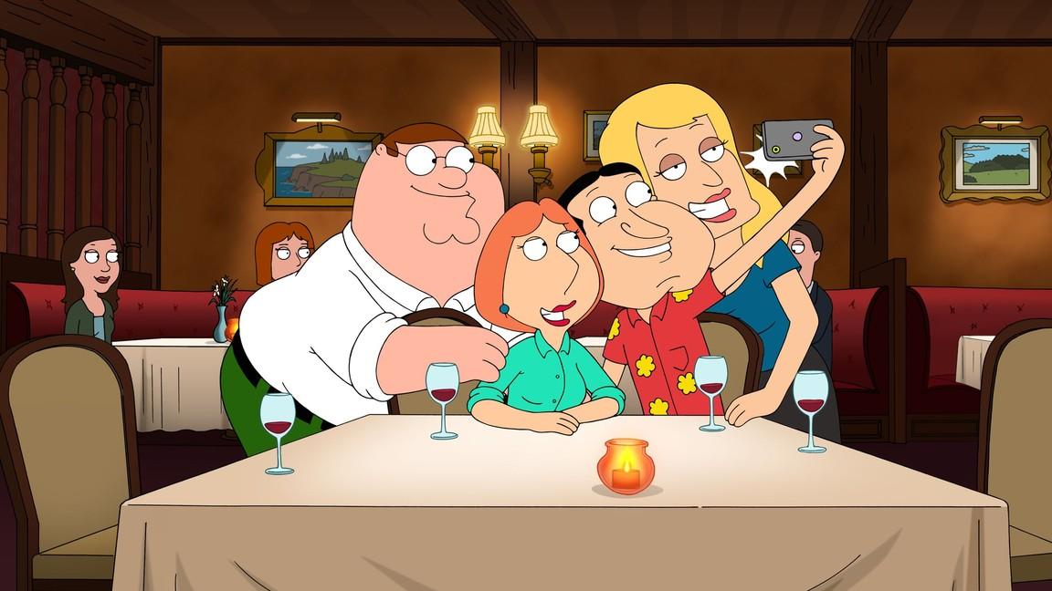 Family Guy - Season 14 Episode 07: Hot Pocket-Dial