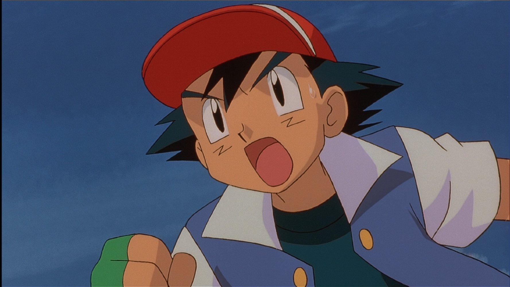 Pokemon 03: Spell of the Unown