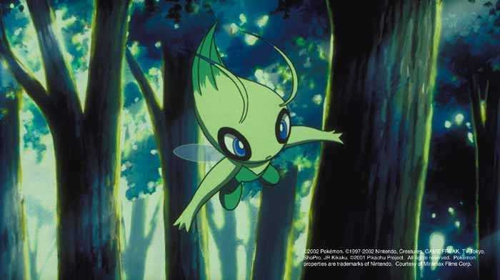 Pokemon 4ever Celebi Voice Of The Forest 2001 Watch In Hd For
