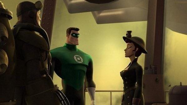 Green Lantern: The Animated Series - Season 1 Episode 17: Blue Hope