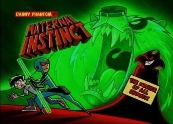 Danny phantom - Season 1 Episode 17: Maternal Instinct
