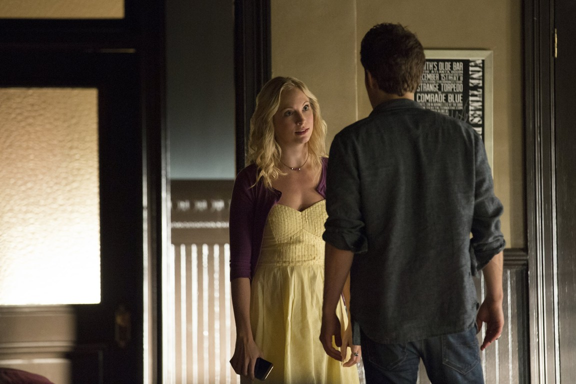 The Vampire Diaries - Season 6 Episode 07: Do You Remember the First Time?