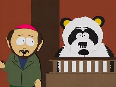 South Park - Season 3 Episode 06: Sexual Harassment Panda
