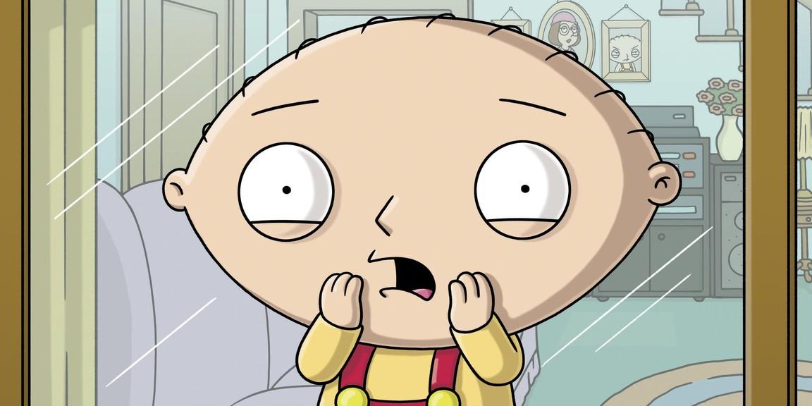 Family Guy - Season 7 Episode 4: Baby Not On Board