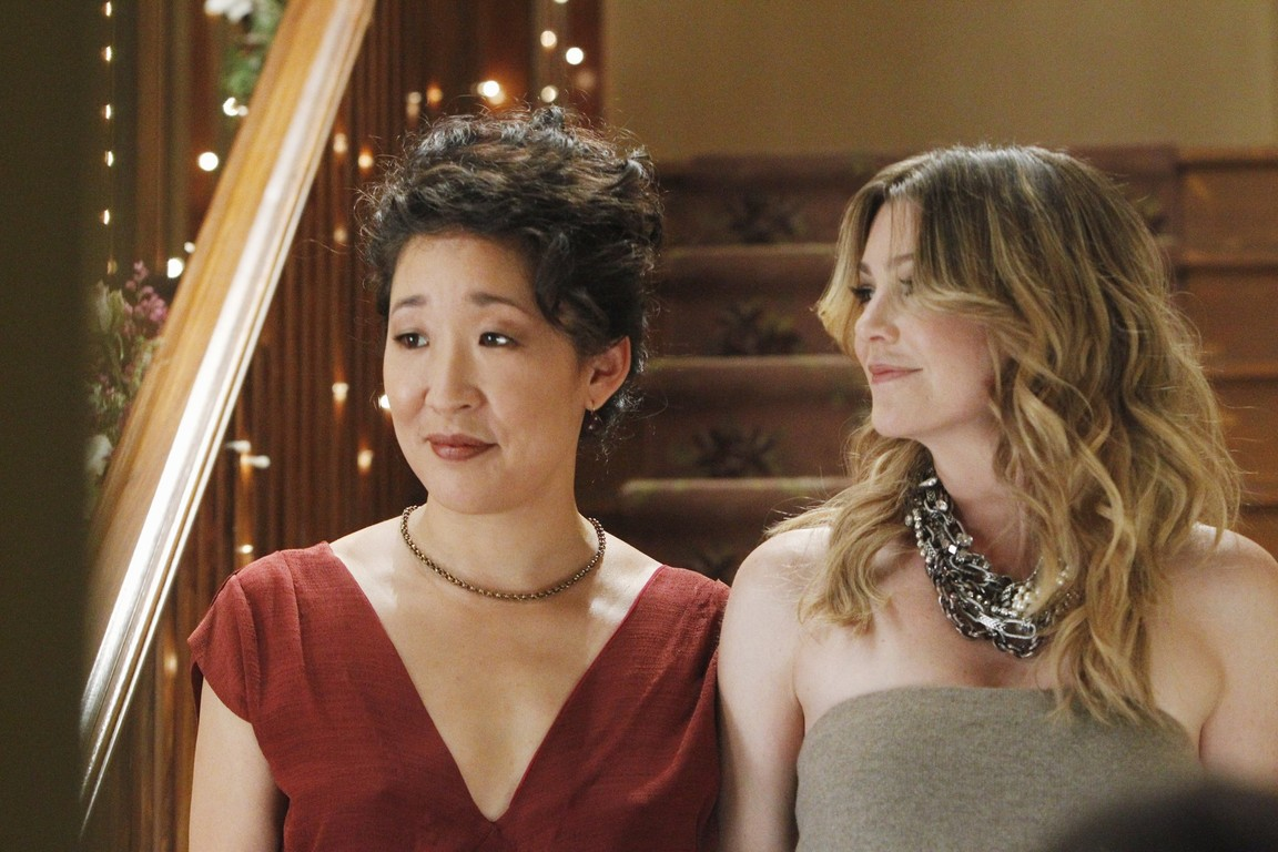 Greys Anatomy - Season 7 Episode 01: With You I'm Born Again