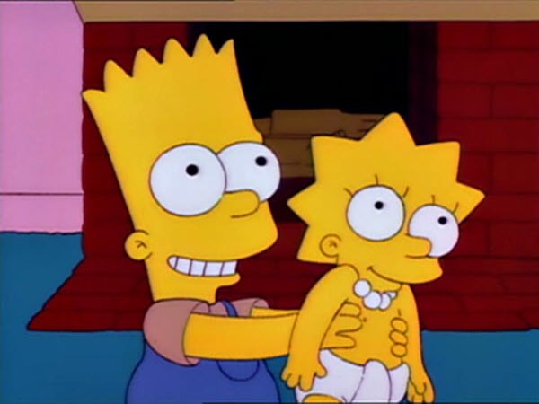 The Simpsons - Season 4 Episode 10: Lisa's First Word