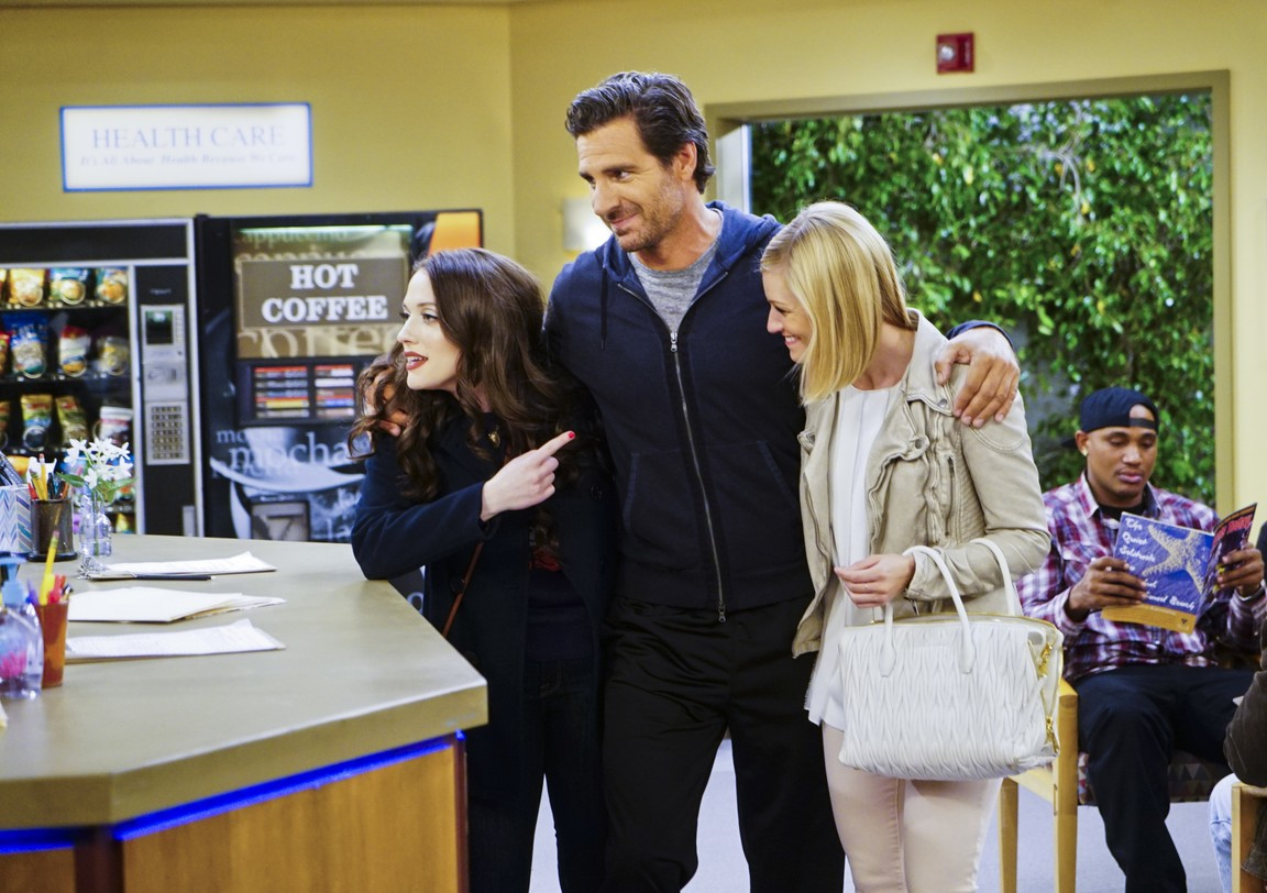 2 Broke Girls - Season 5 Episode 19: And the Attack of the Killer Apartment