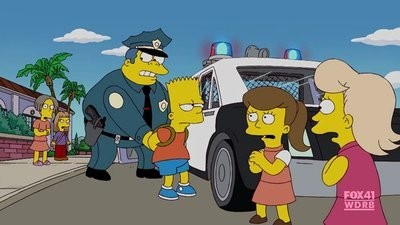 The Simpsons - Season 20 Episode 19: Waverly Hills, 9021-D'Oh