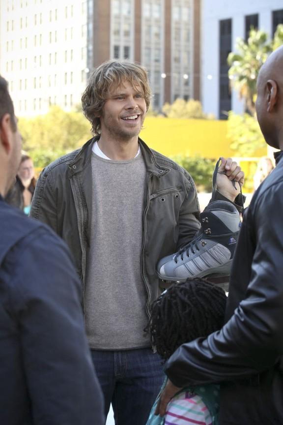 NCIS Los Angeles - Season 6 Episode 11: Humbug