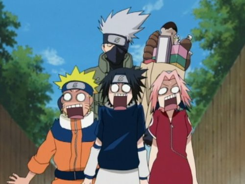 Naruto - Season 2 (English Audio)