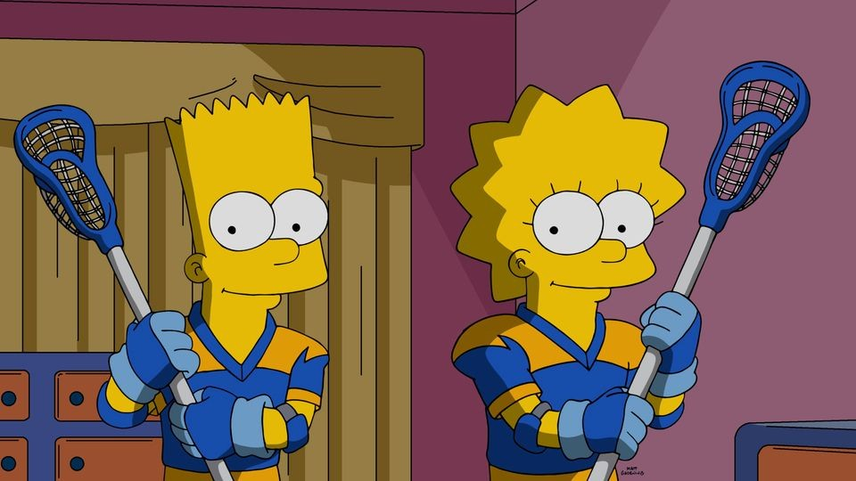 The Simpsons - Season 28 Episode 06: There Will Be Buds