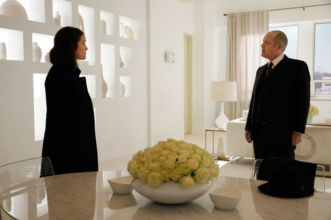 The Blacklist - Season 4 Episode 10: The Forecaster