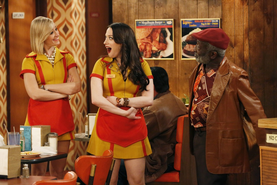 2 Broke Girls - Season 5 Episode 09: And the Sax Problem