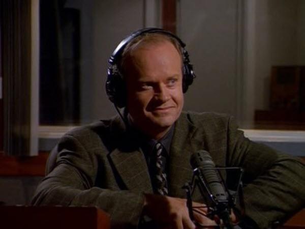 Frasier - Season 6 Episode 11: Good Samaritan