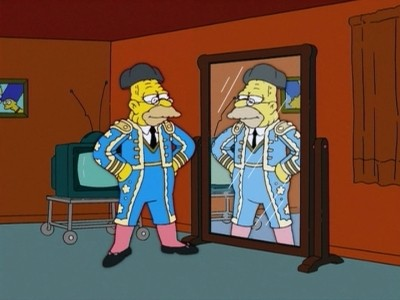 The Simpsons - Season 17 Episode 16: Million Dollar Abie