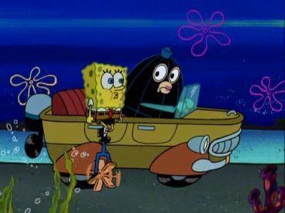 SpongeBob SquarePants - Season 2 Episode 20: I'm Your Biggest Fanatic