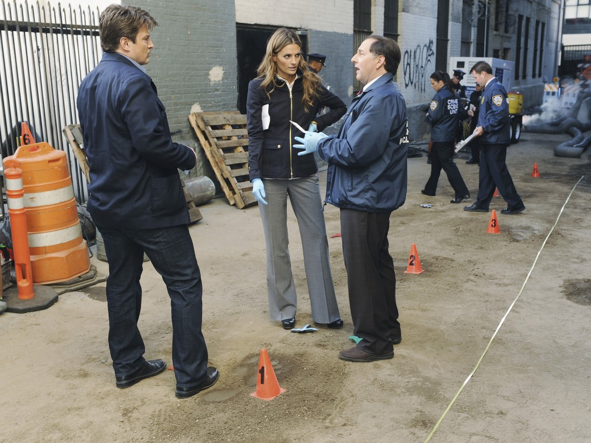 Castle - Season 5 Episode 20: The Fast and the Furriest