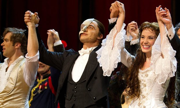the phantom of the opera live at the royal albert hall full movie