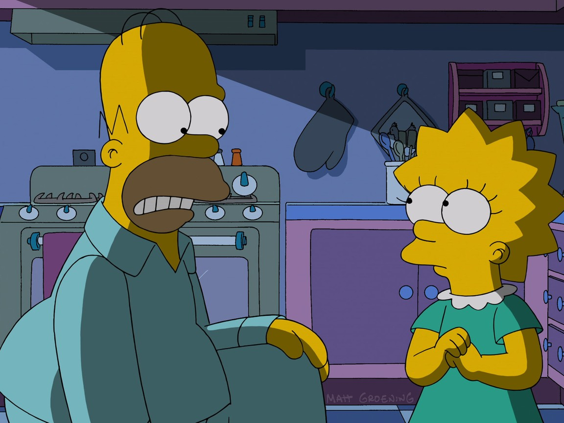 The Simpsons - Season 25 Episode 01: Homerland