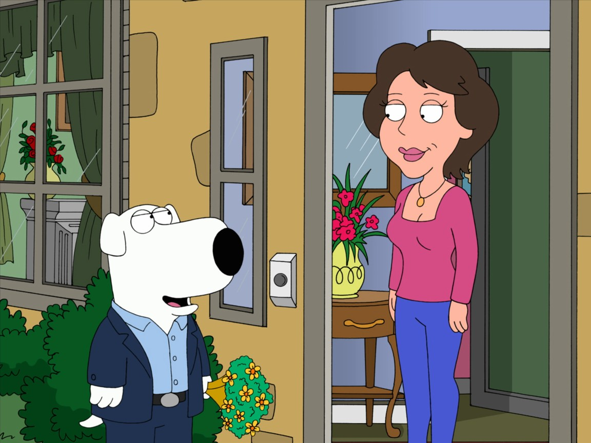 Family Guy - Season 8 Episode 4: Brian's Got a Brand New Bag