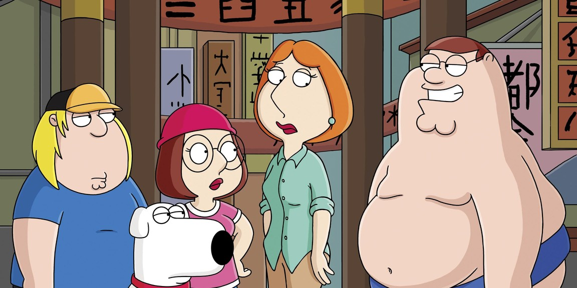 Family Guy - Season 4 Episode 9: Breaking Out Is Hard to Do