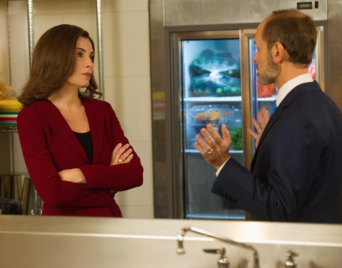 The Good Wife - Season 6 Episode 12: The Debate