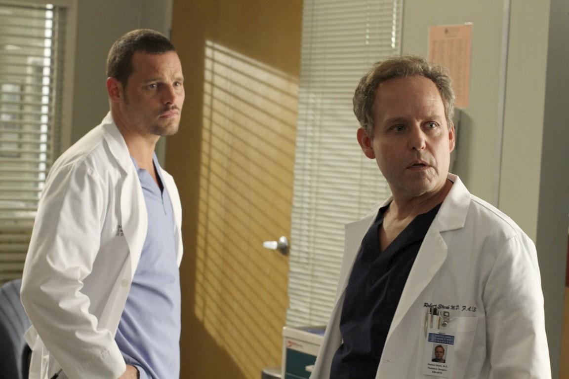 Greys Anatomy - Season 7 Episode 08: Something's Gotta Give