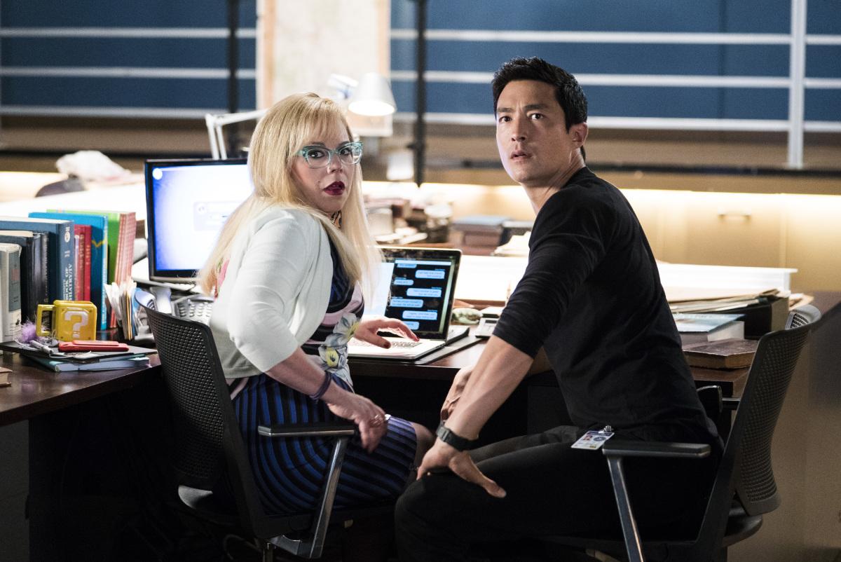 Criminal Minds- Season 13