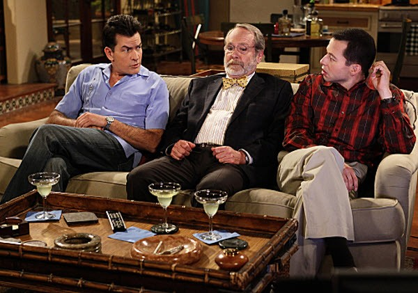 Two and a Half Men - Season 8 Episode 08: Springtime On A Stick