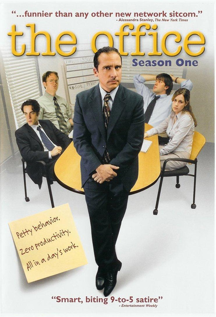 The Office - Season 1 Episode 2 Watch in HD - Fusion Movies!