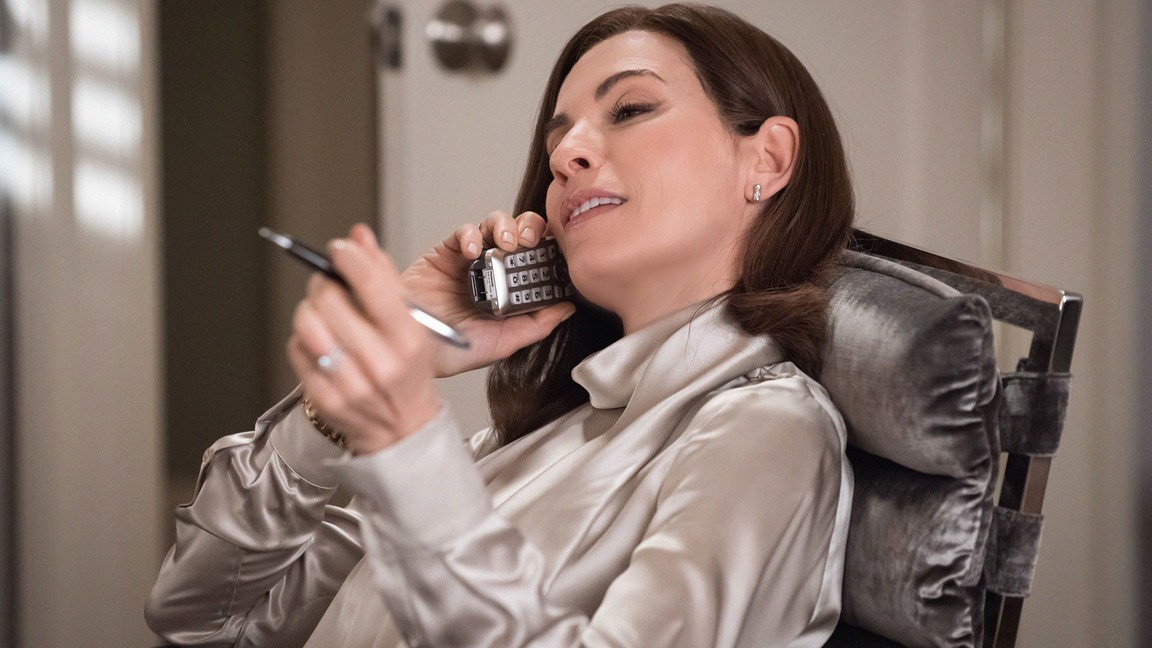 The Good Wife - Season 6 Episode 22: Wanna Partner?