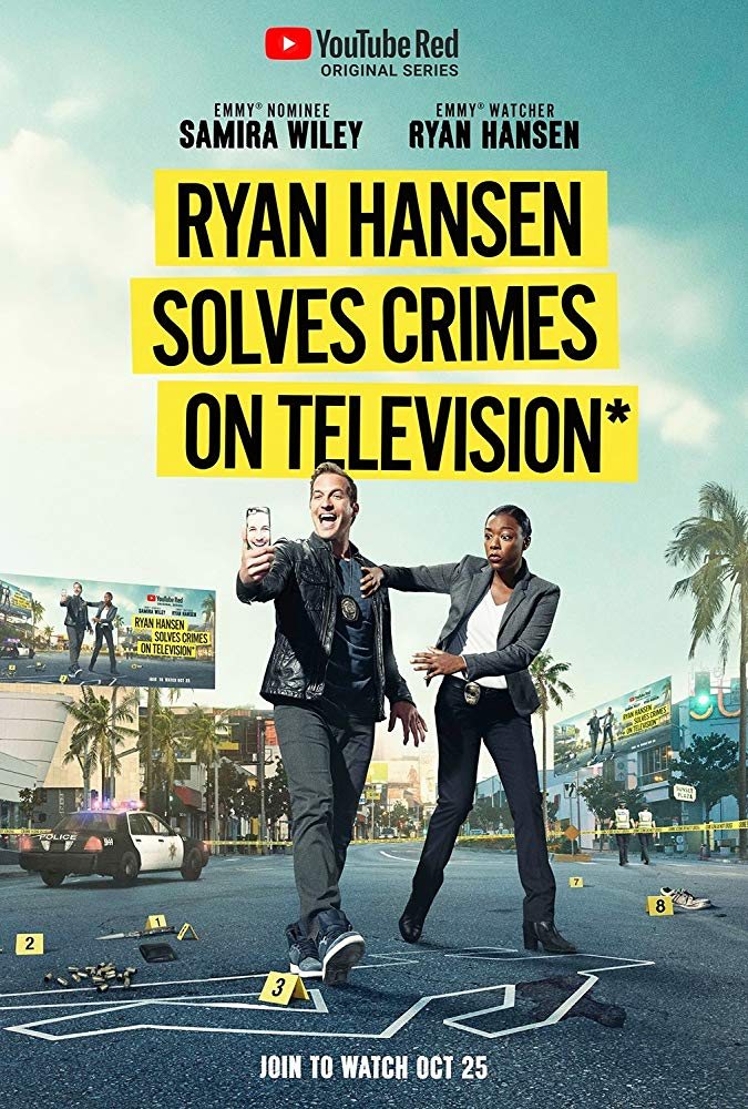Ryan Hansen Solves Crimes on Television - Season 2