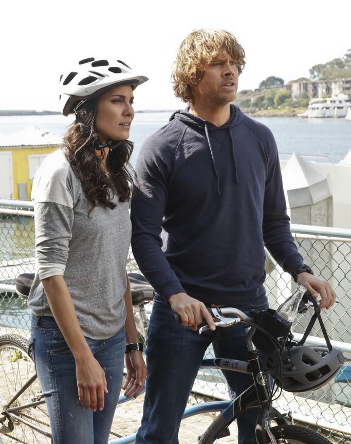 NCIS Los Angeles - Season 6 Episode 19: Blaze of Glory