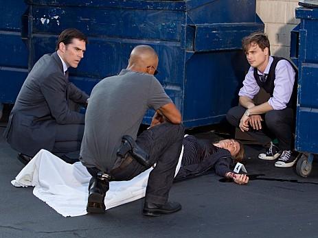 Criminal Minds - Season 7 Episode 05: From Childhood's Hour