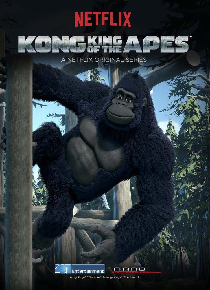 Kong: King Of The Apes - Season 1