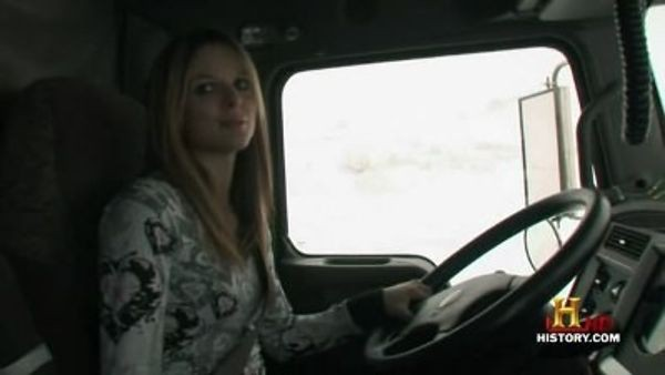 Ice Road Truckers - Season 3 Episode 04: Blinding Whiteout