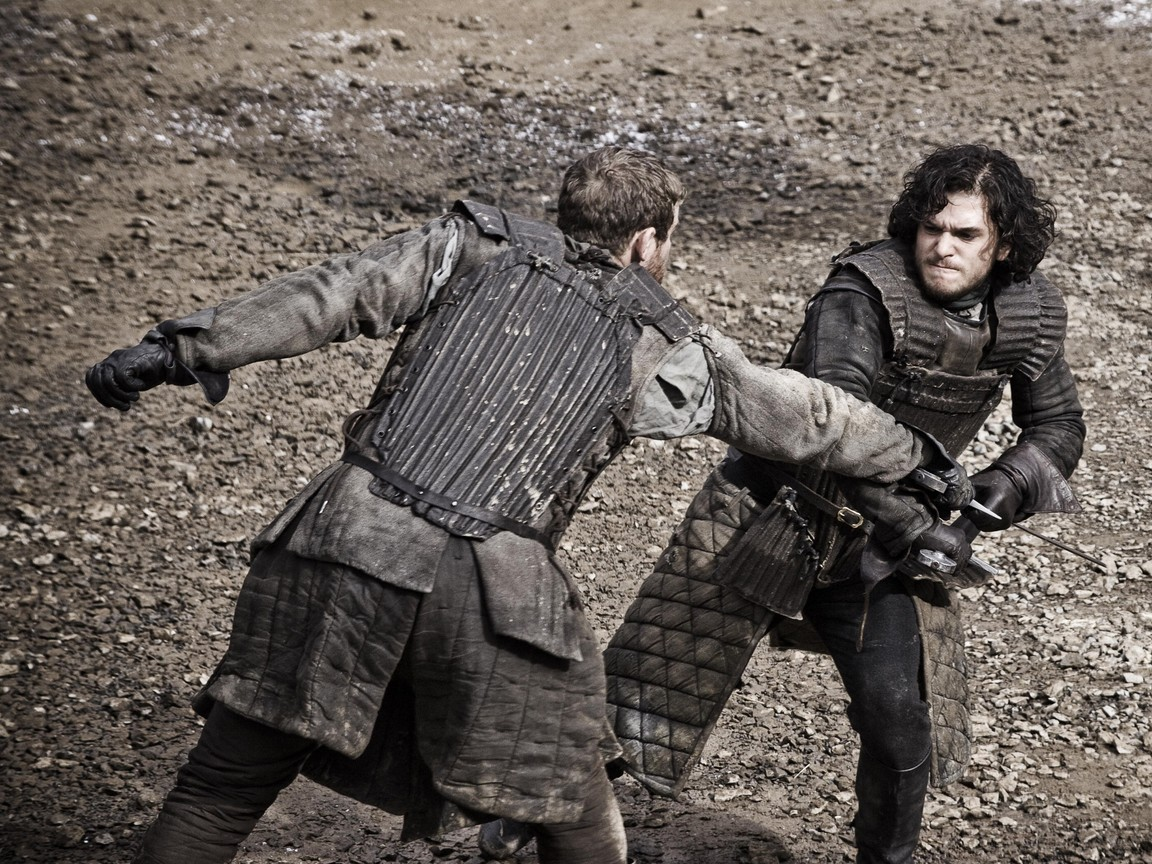 Game Of Thrones - Season 1 Episode 03: Lord Snow