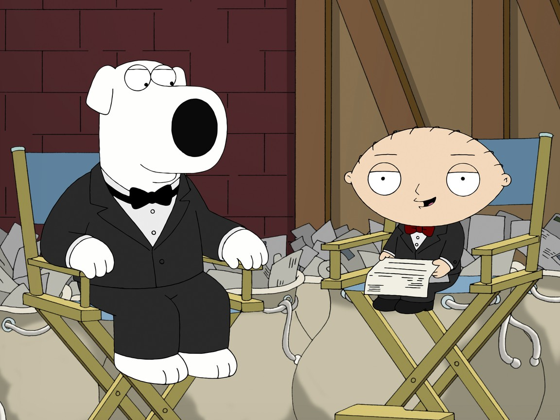 Family Guy - Season 10 Episode 22: Family Guy Viewer Mail #2