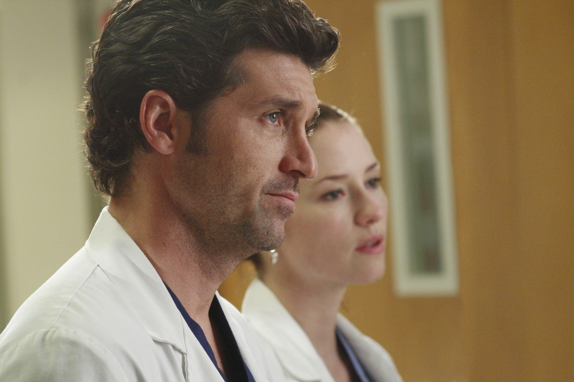 Greys Anatomy - Season 4 Episode 07: Physical Attraction, Chemical Reaction