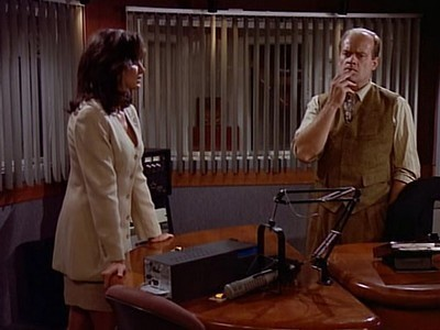 Frasier - Season 3 Episode 07: The Adventures of Bad Boy and Dirty Girl (2)