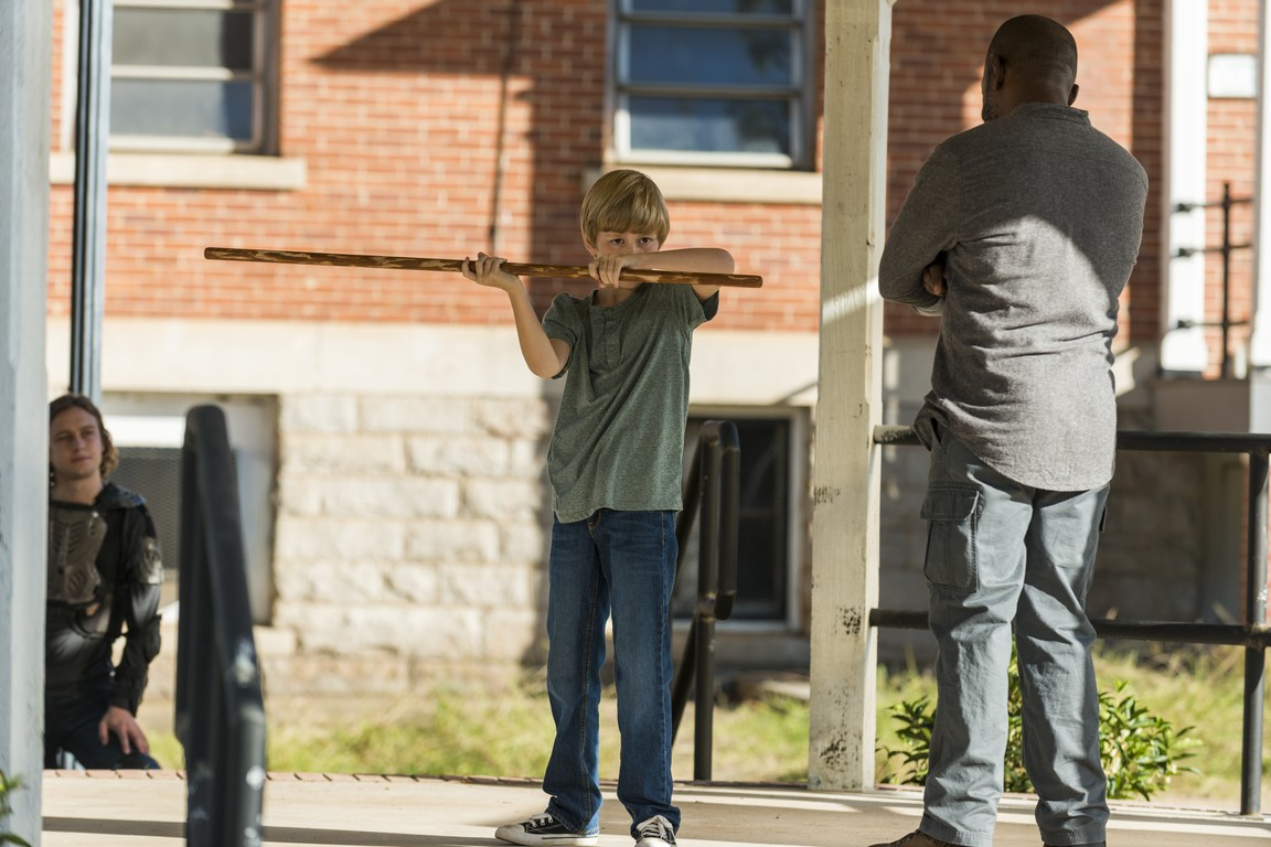 The Walking Dead - Season 7 Episode 13: Bury Me Here