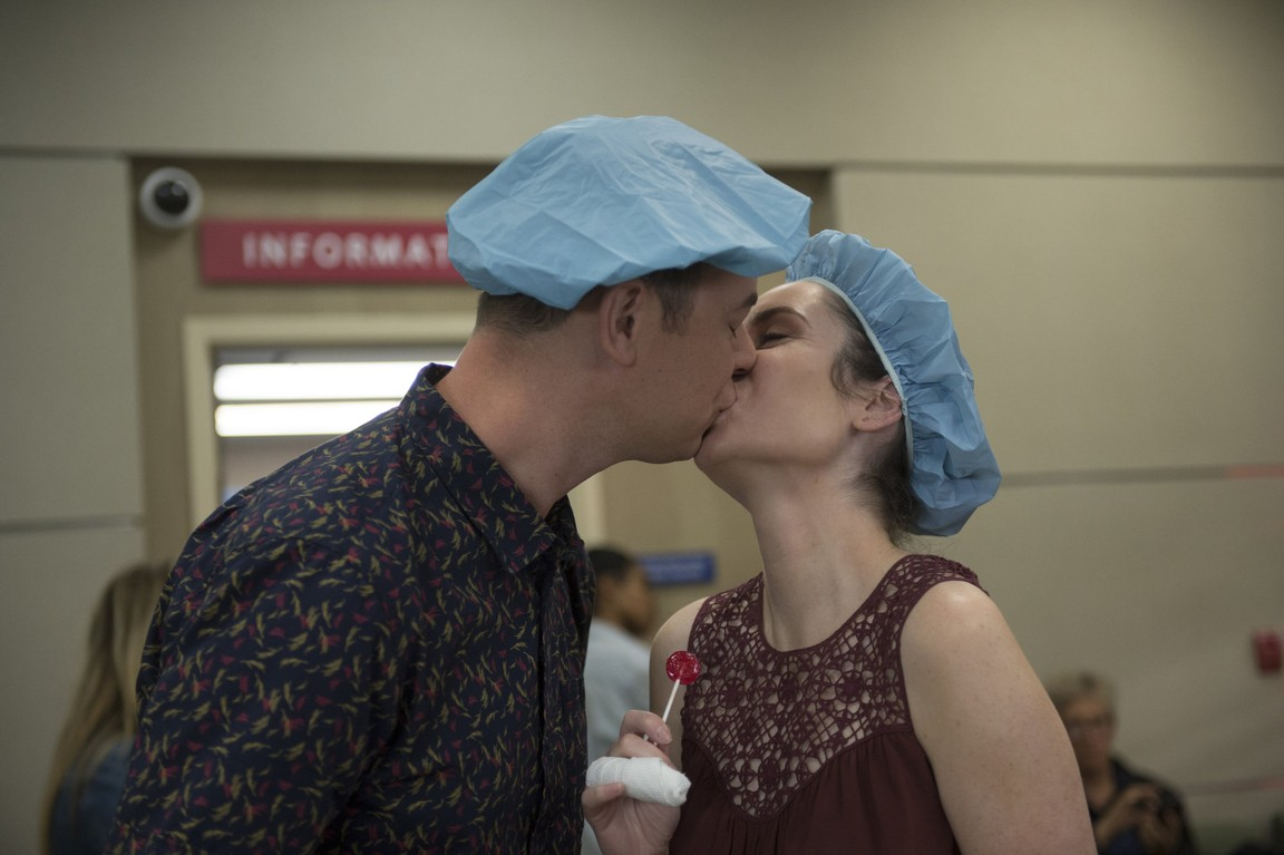 Life in Pieces - Season 1 Episode 09: Hospital Boudoir Time-Out Namaste