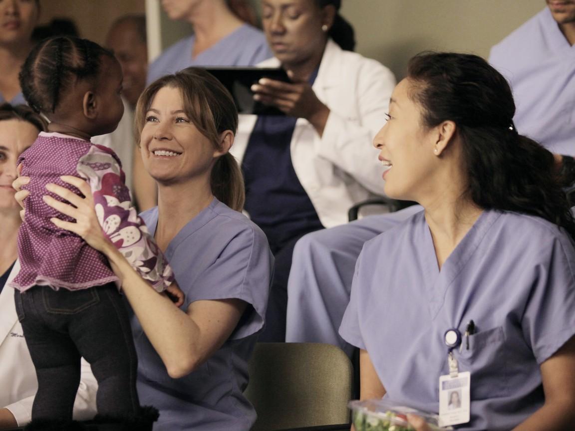 Greys Anatomy - Season 8 Episode 11: This Magic Moment