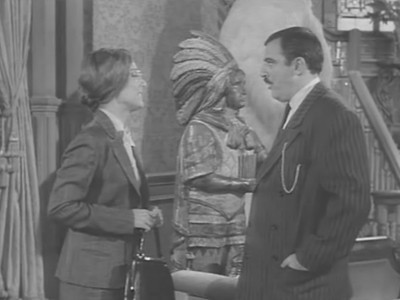 The Addams Family - Season 2 Episode 10: Gomez, the Reluctant Lover